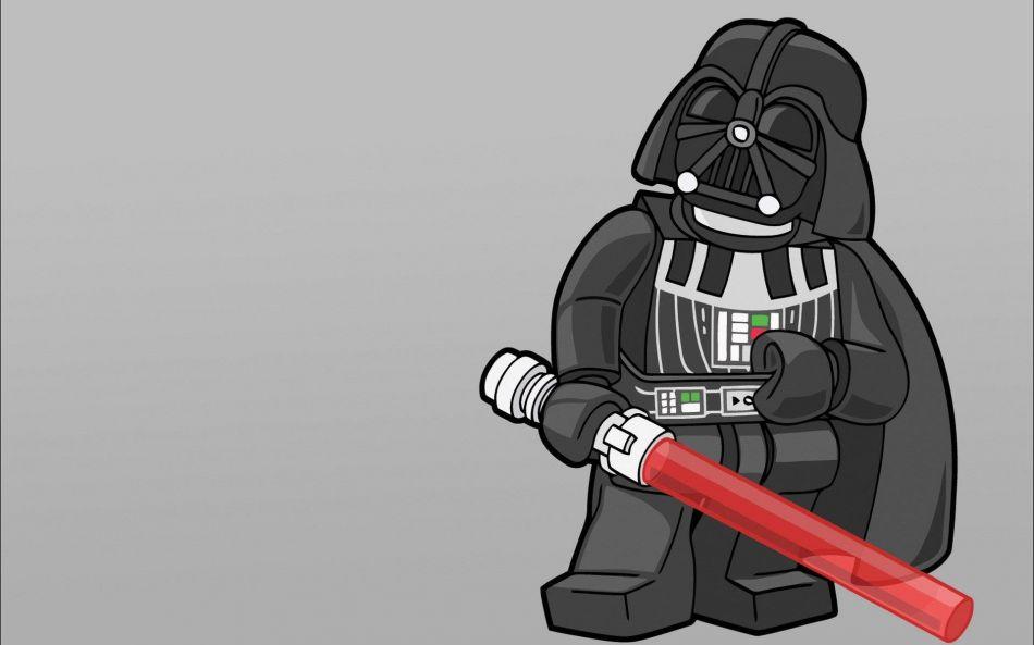 Darth Vader Lego - Darth Vader Lego Drawing , HD Wallpaper & Backgrounds