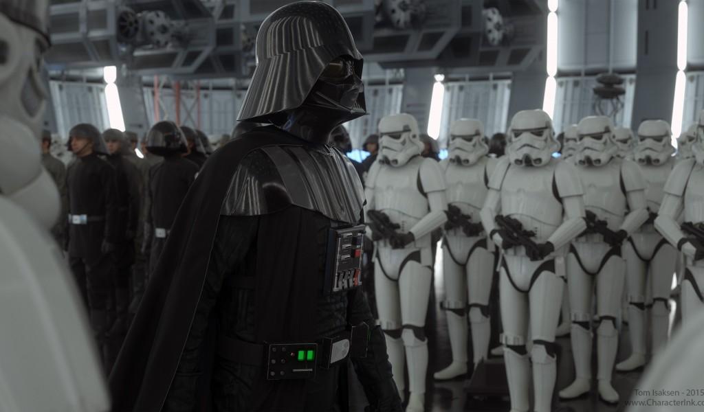 7 72059 darth vader stormtrooper 2k full hd wallpaper image