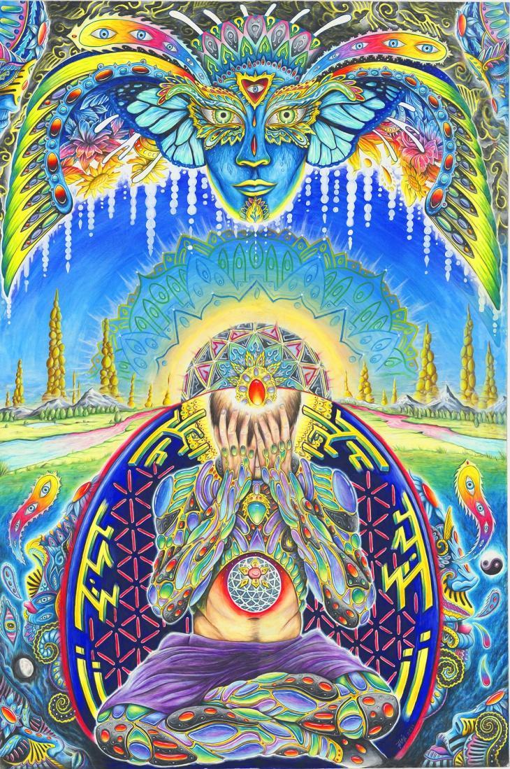 Trippy Art Wallpaper Trippy Art Backgrounds 72229 Hd