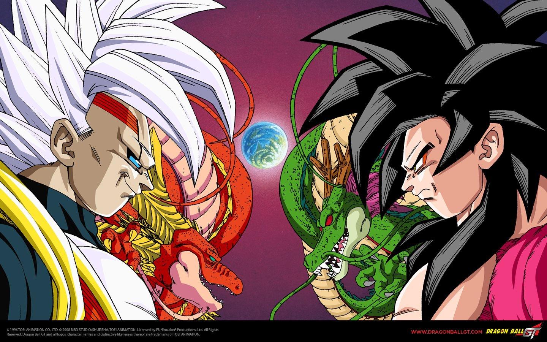Free Download Dragon Ball Z Wallpaper Id De Dragon Ball Gt