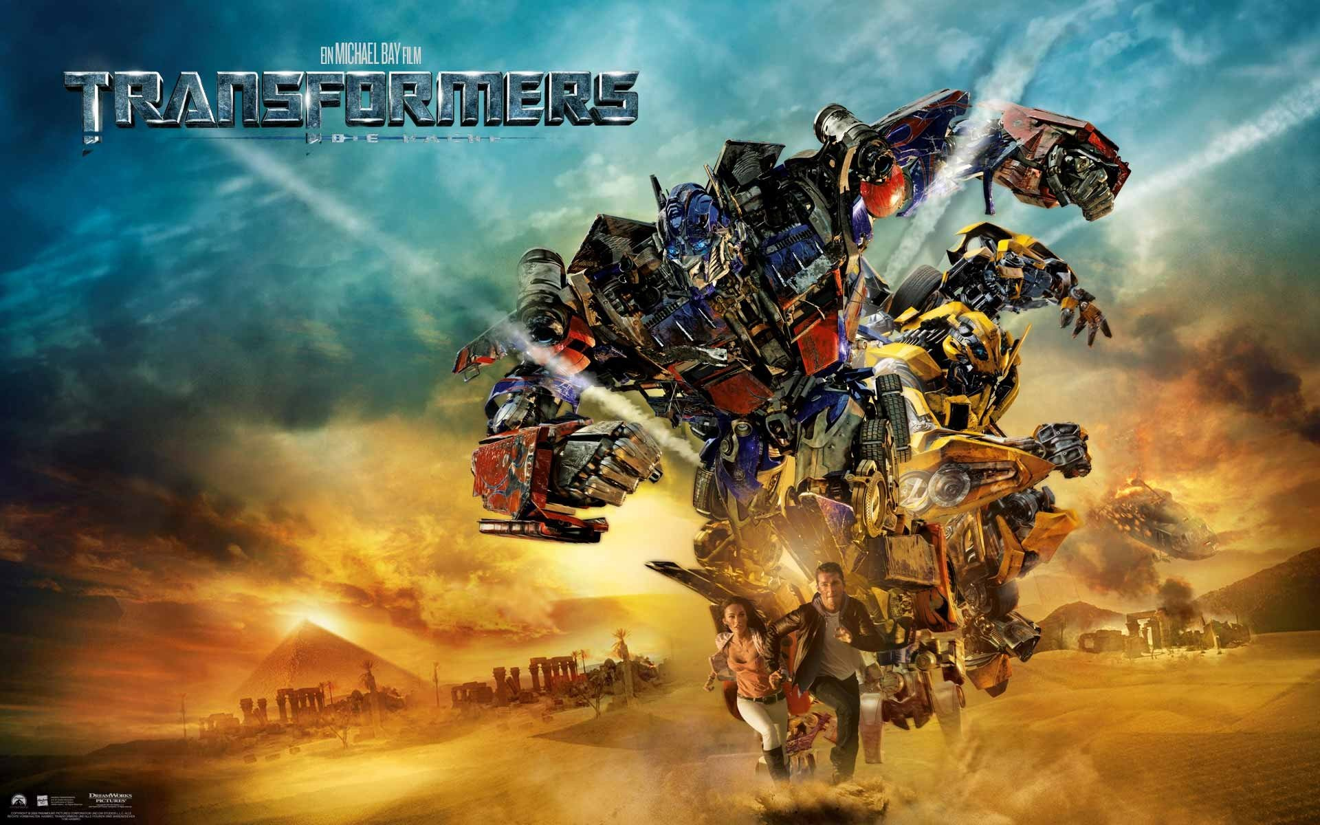 Transformers Transformers 2 Revenge Of The Fallen 2009 72803 Hd Wallpaper Backgrounds Download