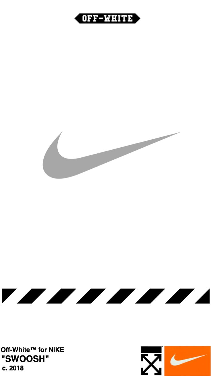 Off White Iphone Wallpaper By Blckmvic Off White Nike