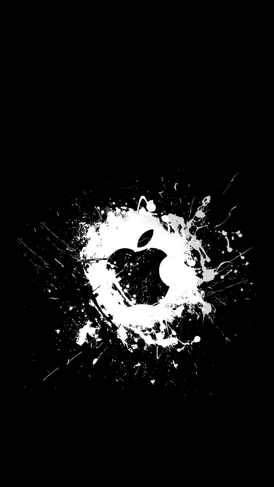White Iphone 7 Plus Wallpapers Cool Apple Logo Backgrounds 73397 Hd Wallpaper Backgrounds Download