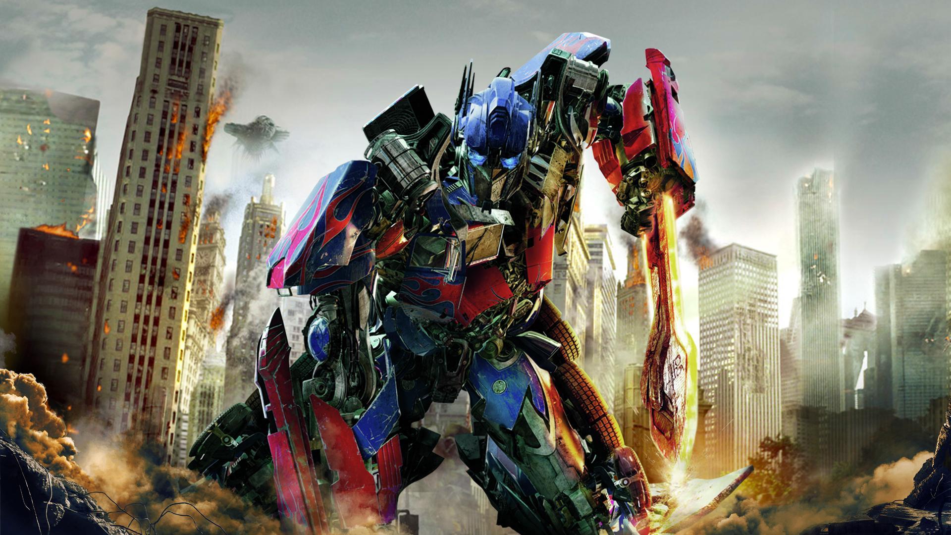 Transformers Wallpaper Transformer 3 Optimus Prime 73661 Hd
