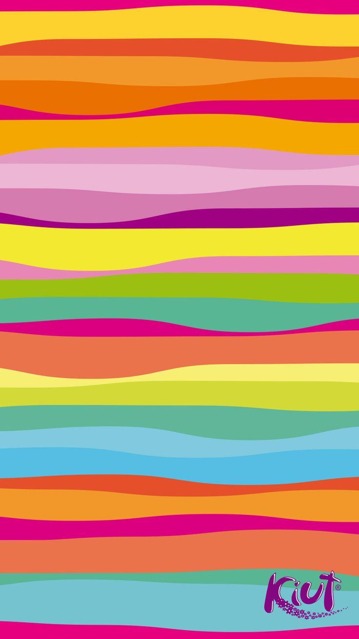 Encuentra Lindos Fondos Para Tu Celular, Wallpapers - Fondo Multicolor Para Tarjeta , HD Wallpaper & Backgrounds