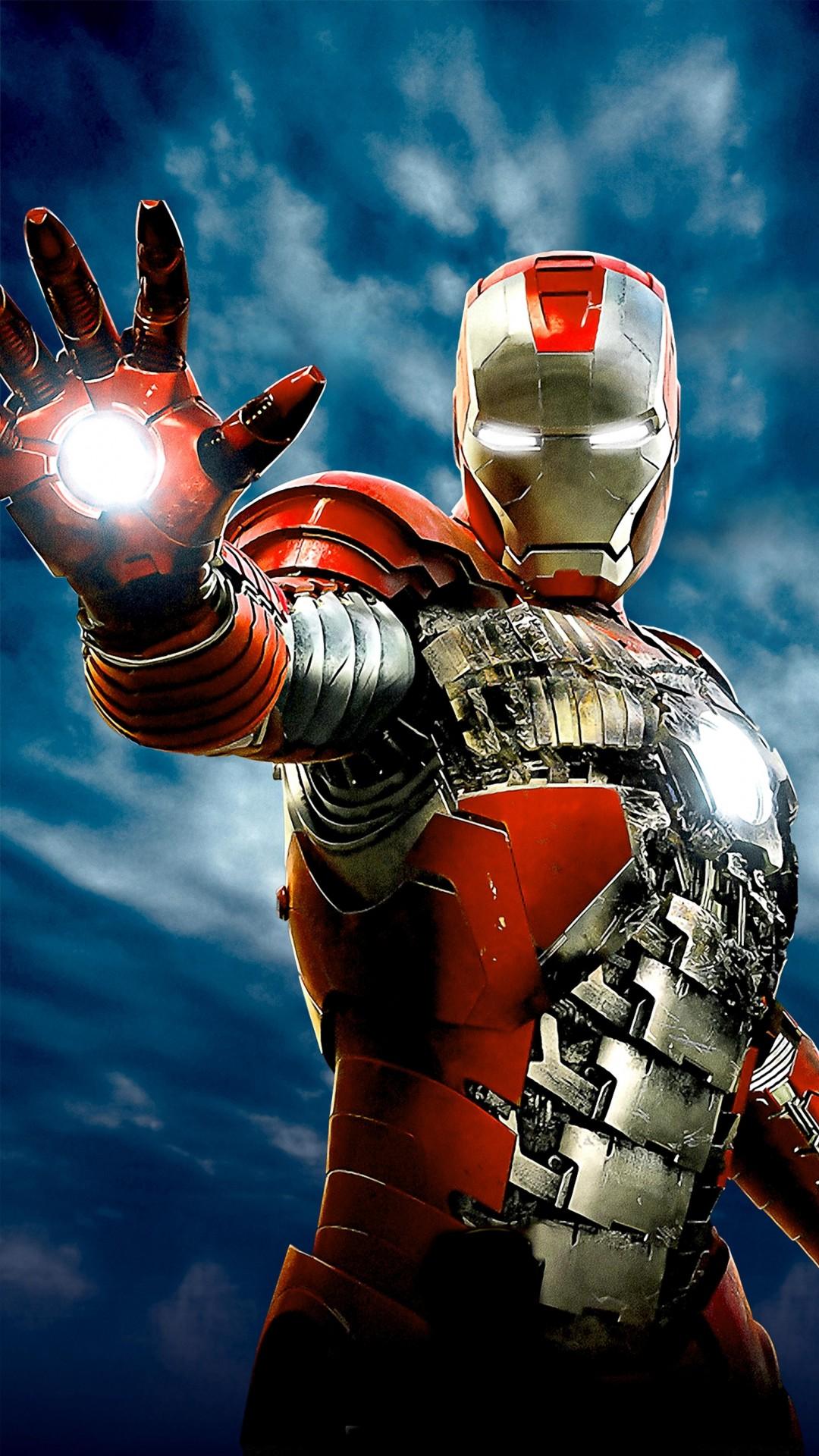 10 Hd Iron Man Iphone 6 Wallpapers Iron Man Hd Wallpaper