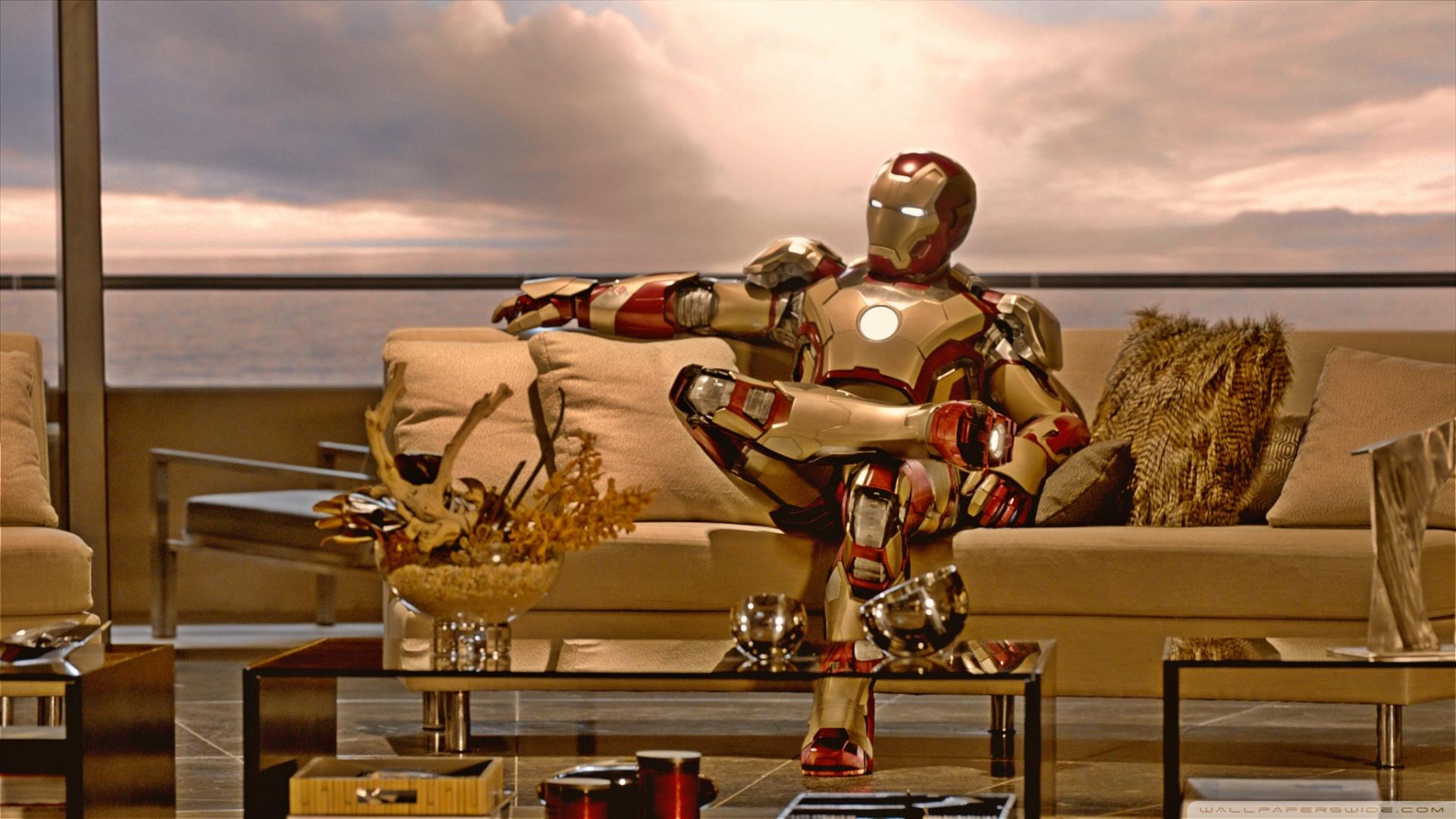 Hd 16 Iron Man 3 Wallpaper Hd 74599 Hd Wallpaper