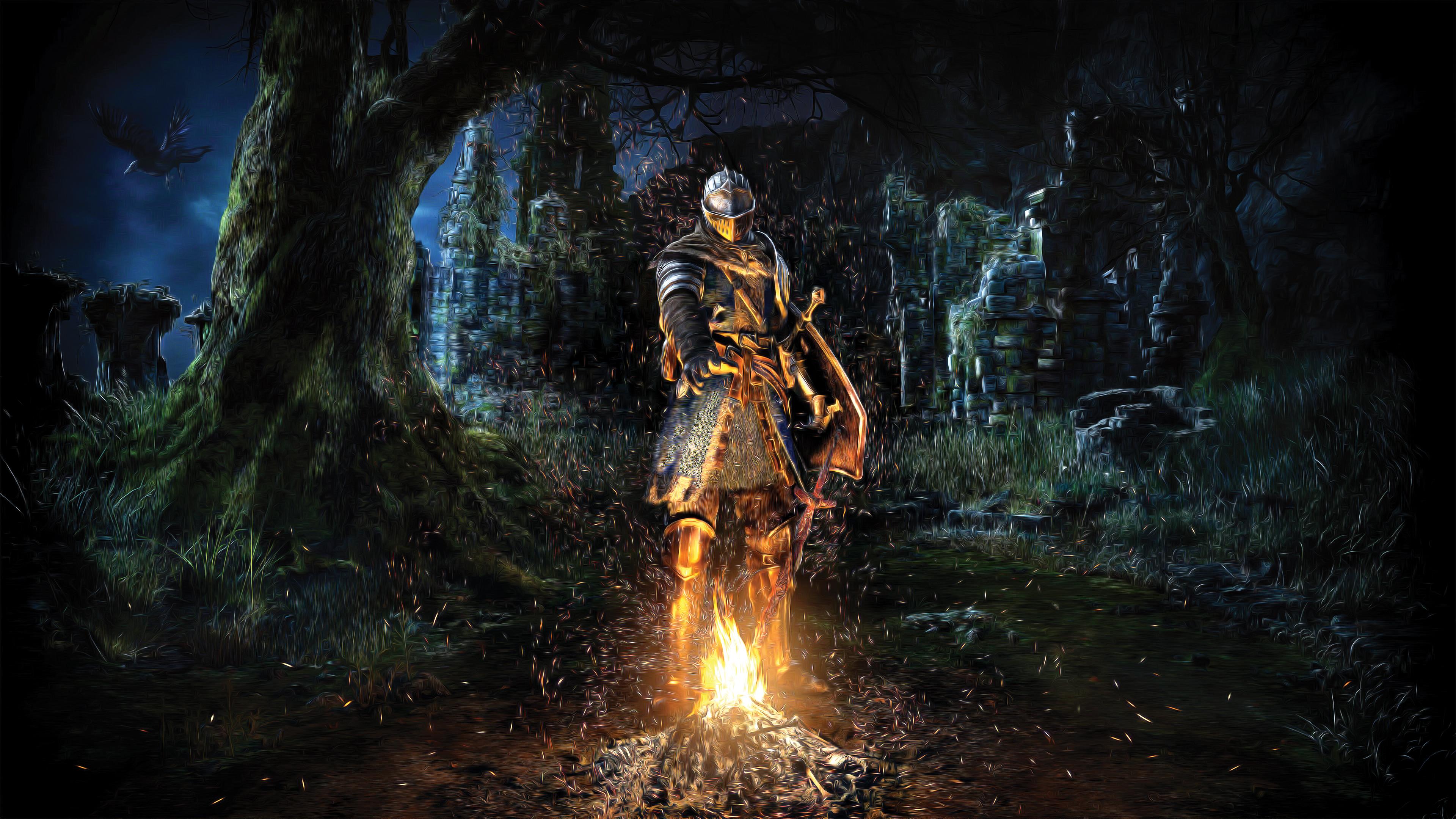Dark Souls Remastered Art 74839 Hd Wallpaper Backgrounds