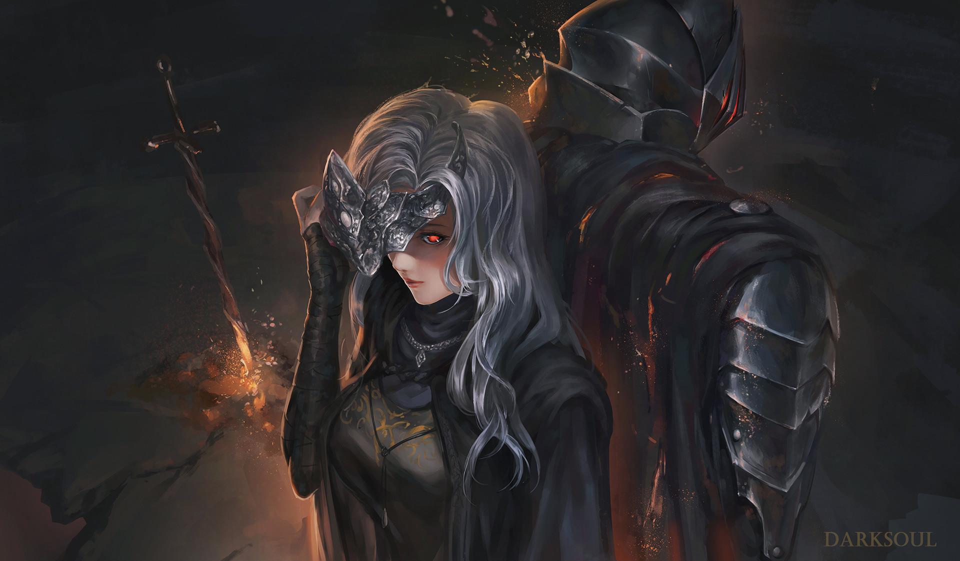 Dark Souls 3 Firekeeper Wallpaper Dark Souls 3 Fire Keeper X