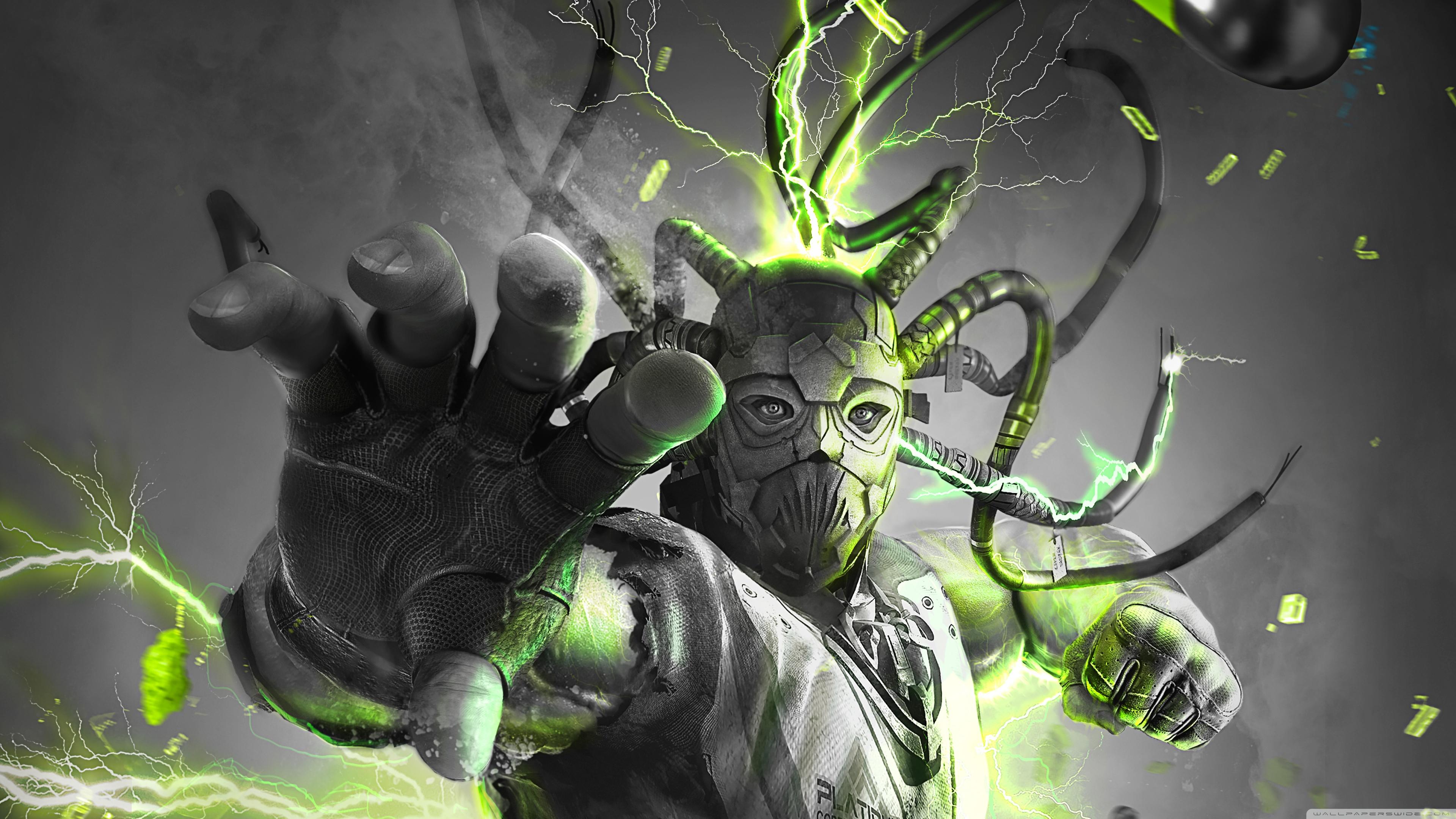 Lawbreakers Cronos Video Game Concept Art 4k Hd Desktop - Law Breakers , HD Wallpaper & Backgrounds