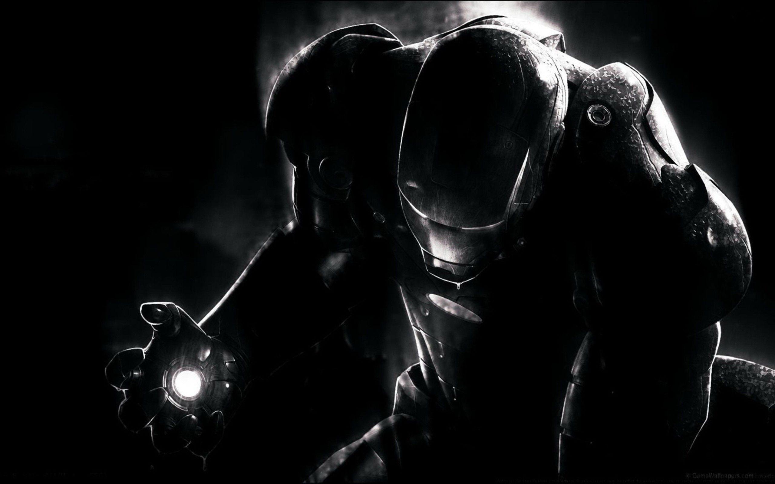 Dark Ironman Avengers Wallpapers For Desktop 75059 Hd