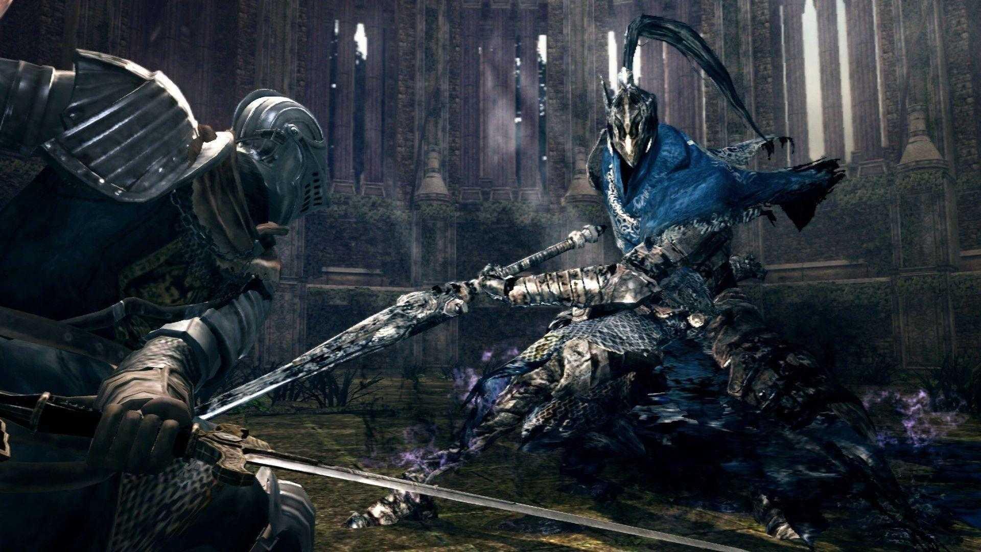 Dark Souls 3 Artorias 75144 Hd Wallpaper Backgrounds