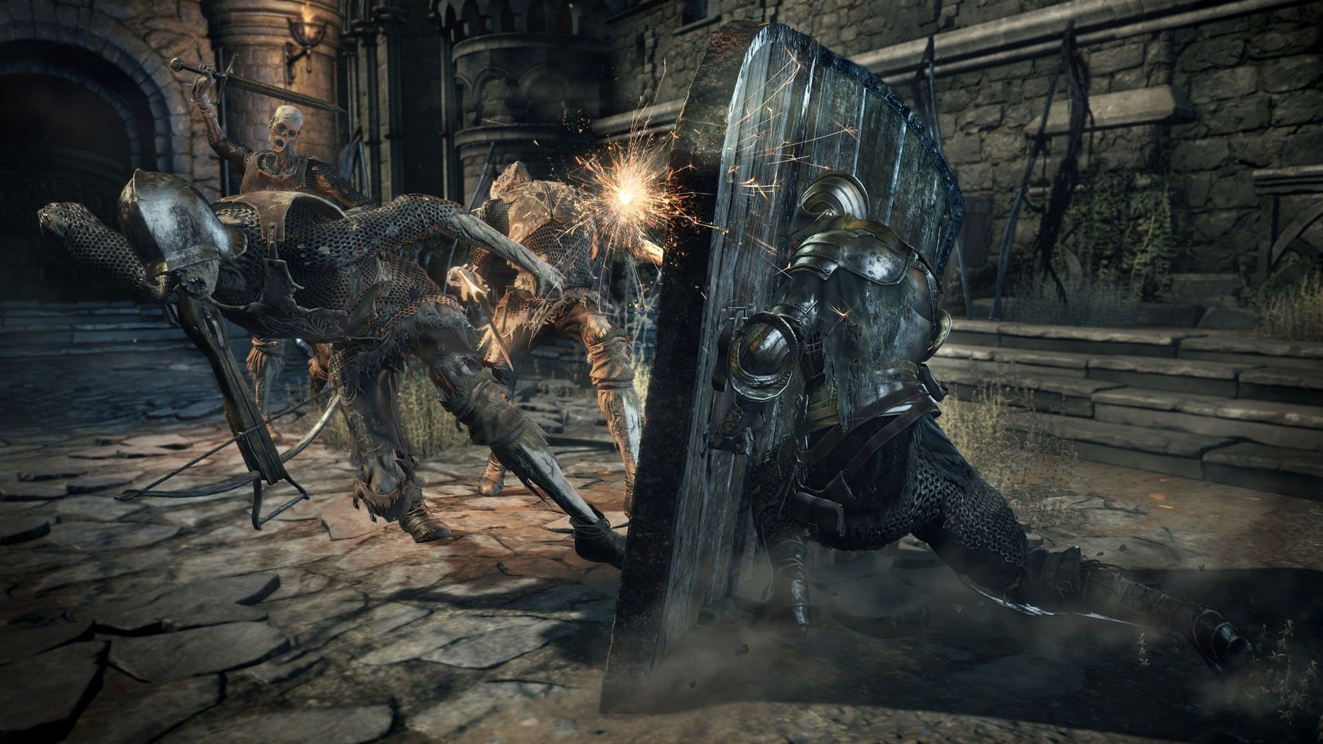 Download Wallpaper Dark Souls 3 The Ringed City 75158 Hd