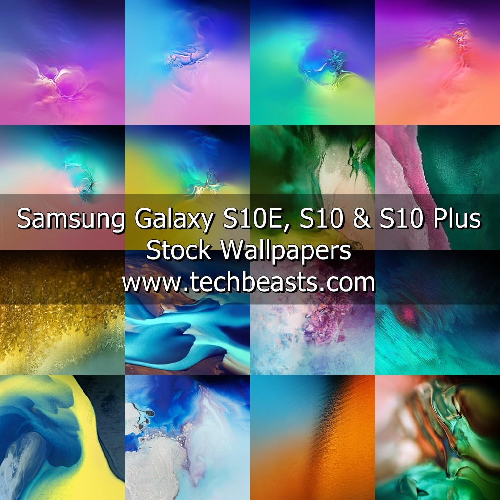 Samsung Galaxy S10 Stock Wallpapers Galaxy S10 Wallpaper Stock 75842 Hd Wallpaper Backgrounds Download