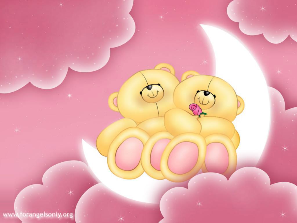 Beautiful Love Teddy Bear 76709 Hd Wallpaper Backgrounds