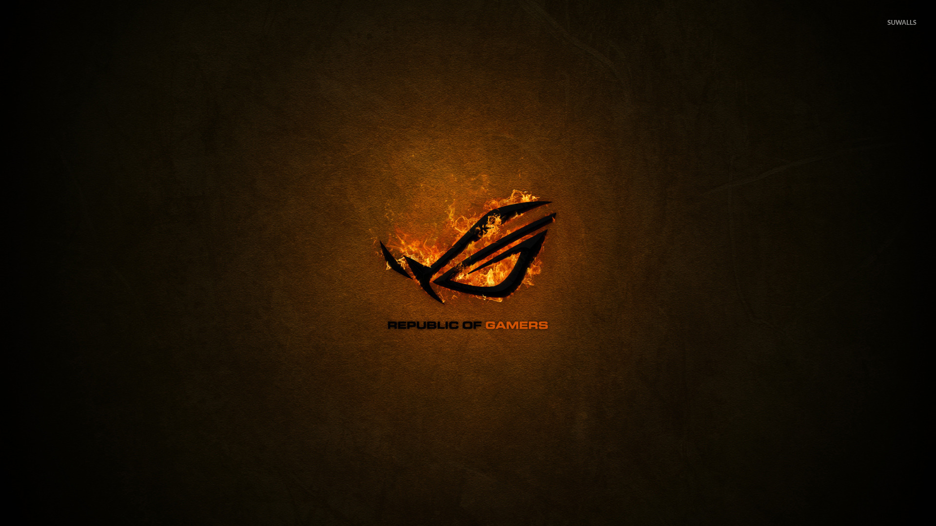 Asus Rog Wallpaper - Republic Of Gamers , HD Wallpaper & Backgrounds
