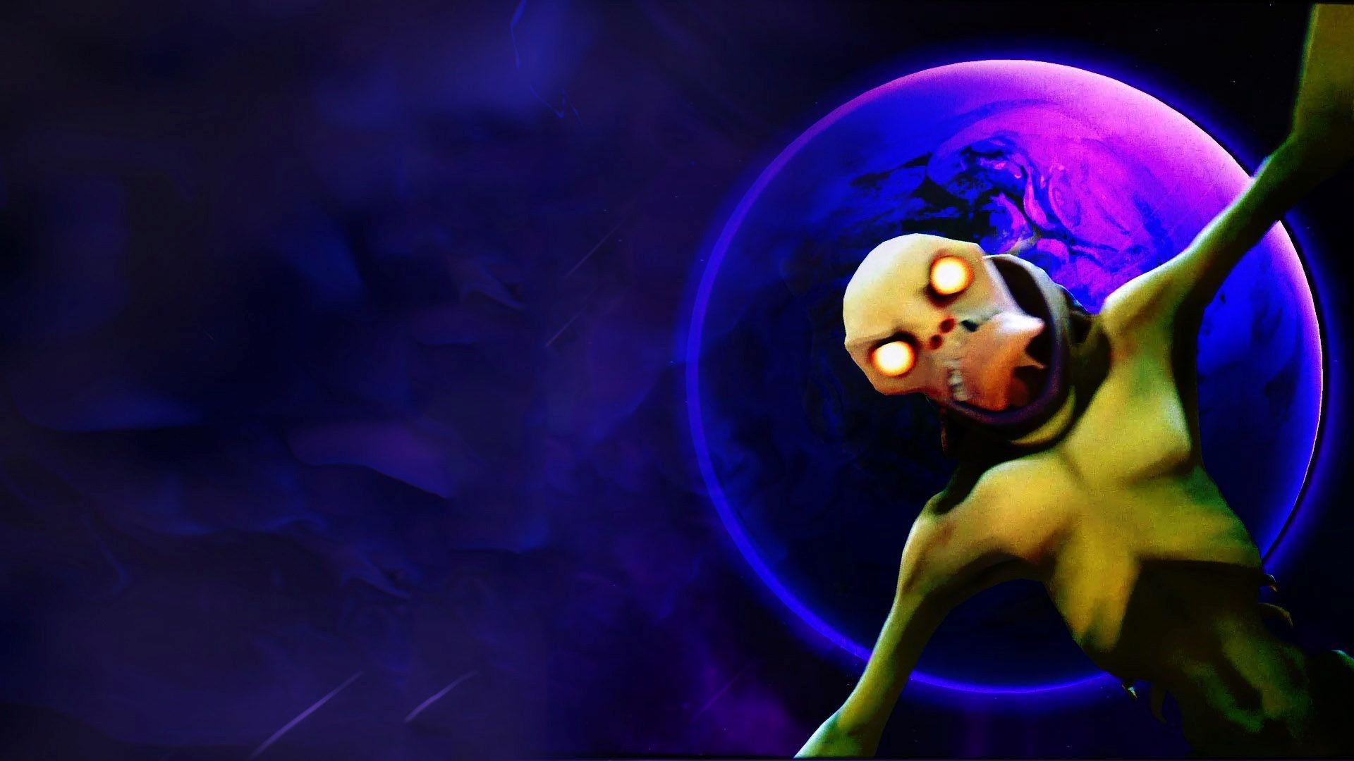 Fortnite Scary Zombie Full Hd 4k Wallpaper - Imagenes De Fortnite En Full 4k Hd , HD Wallpaper & Backgrounds
