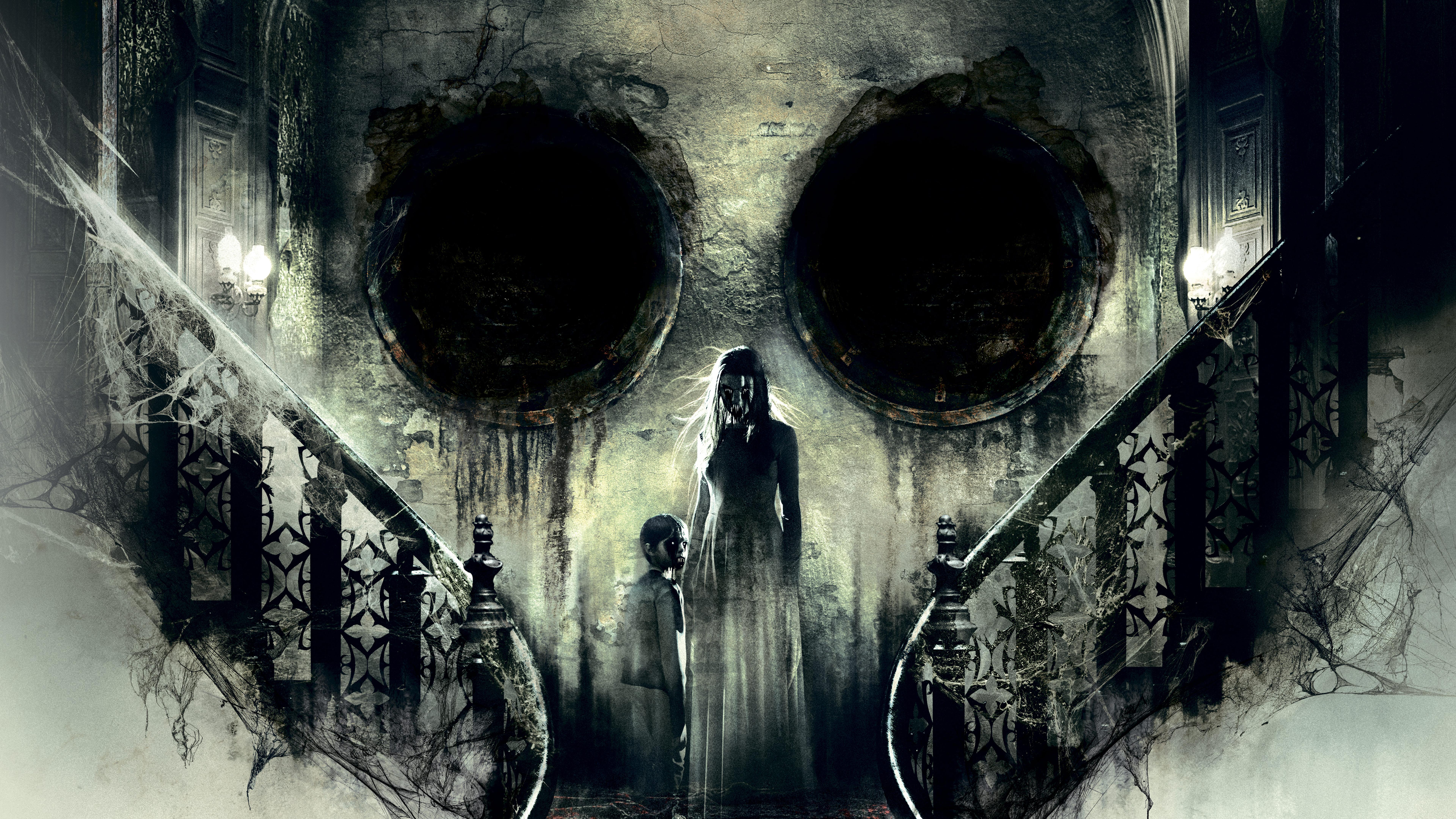 Guests Russian Horror Movie 4k 8k Hd Wallpapers Horror 4k