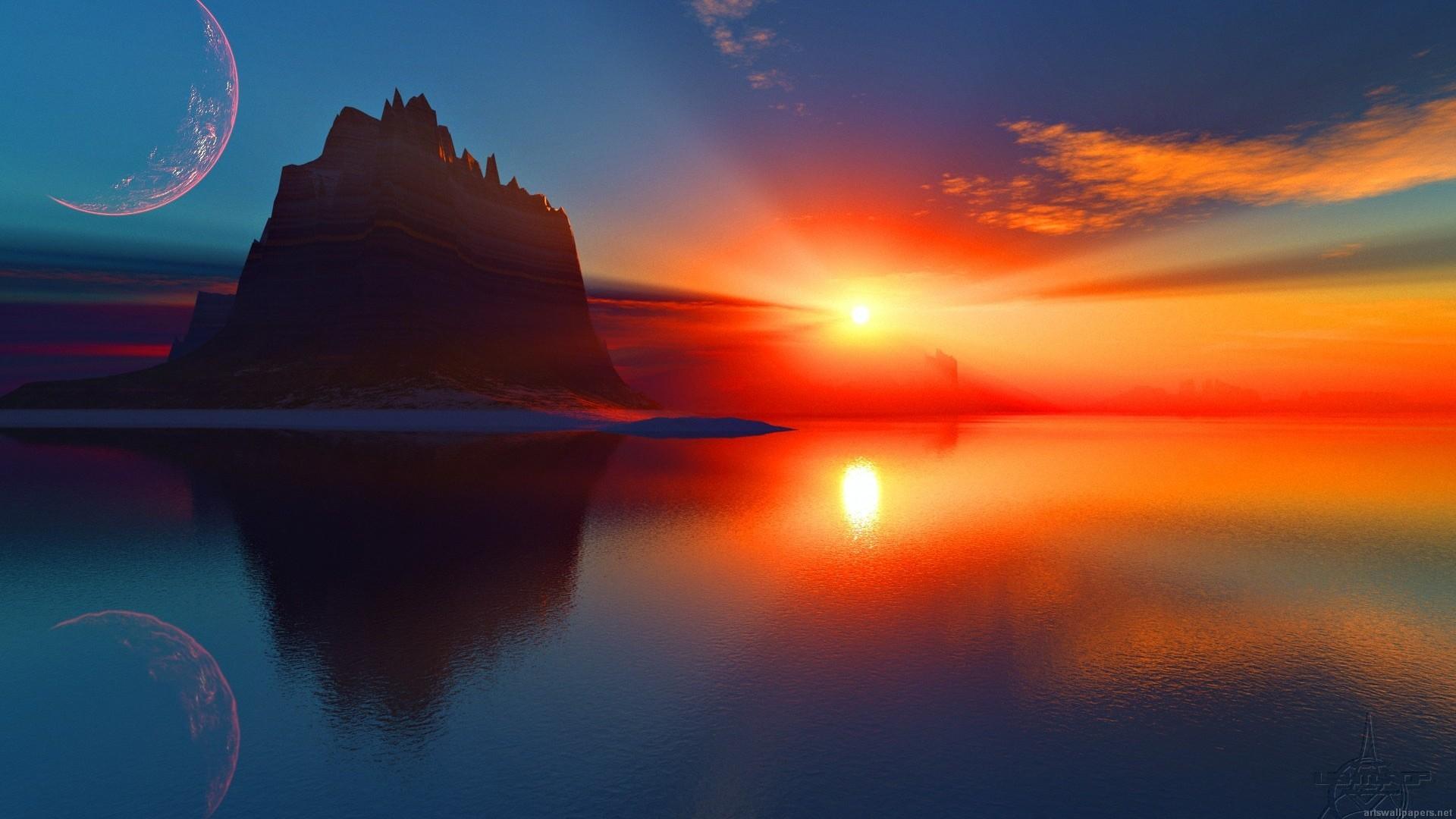 Sunset Desktop Background Hd 78092 Hd Wallpaper Backgrounds Download