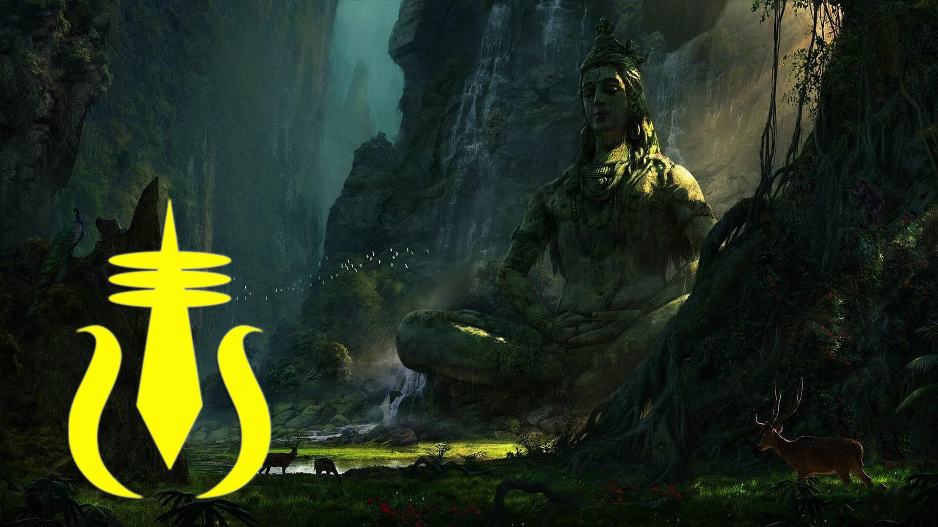 Lord Shiva Youga Wallpaper Hd Wallpapers For Pc Free