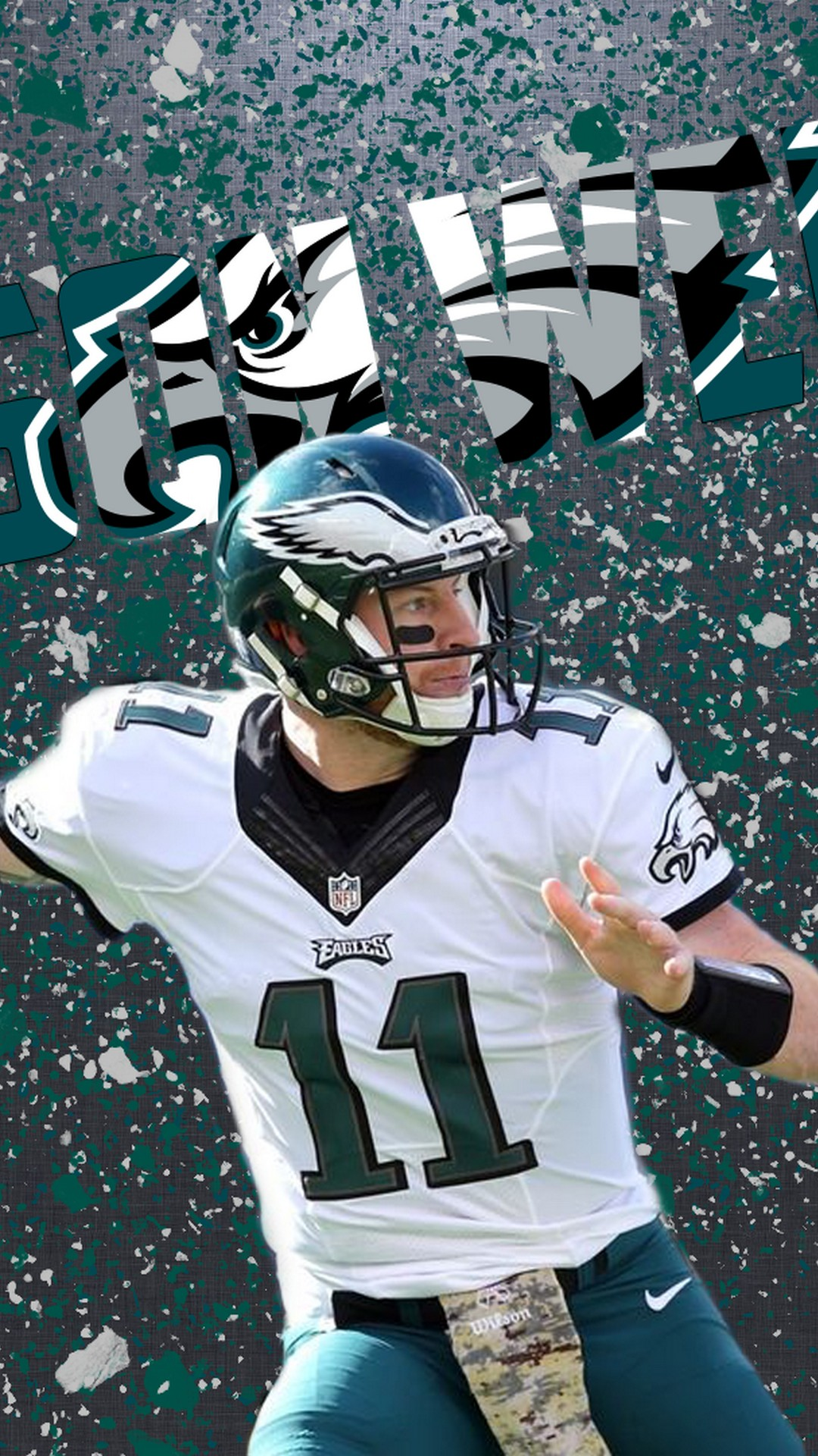 Philadelphia Eagles Wallpaper Iphone Hd With Resolution