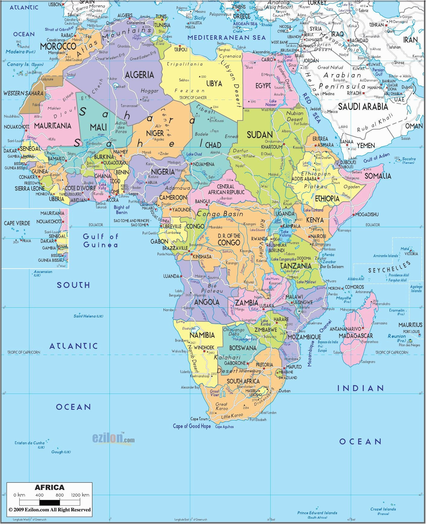 Image of: California Map Picture World Wallpaper Awesome Political Africa Physical Features Map Labeled 79130 Hd Wallpaper Backgrounds Download