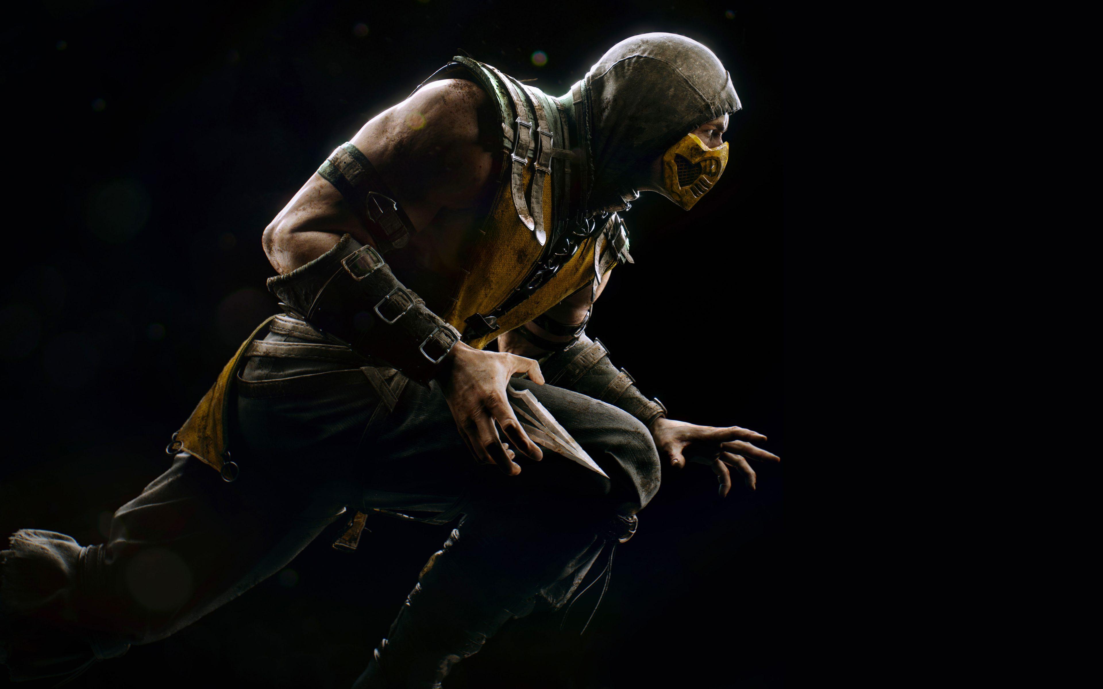 4k Ultra Hd Mortal Kombat X Wallpaper 4k 79599 Hd Wallpaper