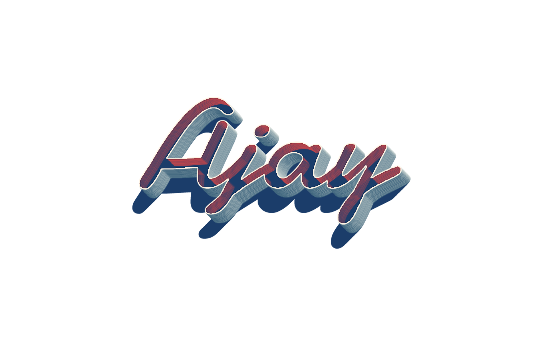 Ajay Name Wallpaper Download - Calligraphy , HD Wallpaper & Backgrounds
