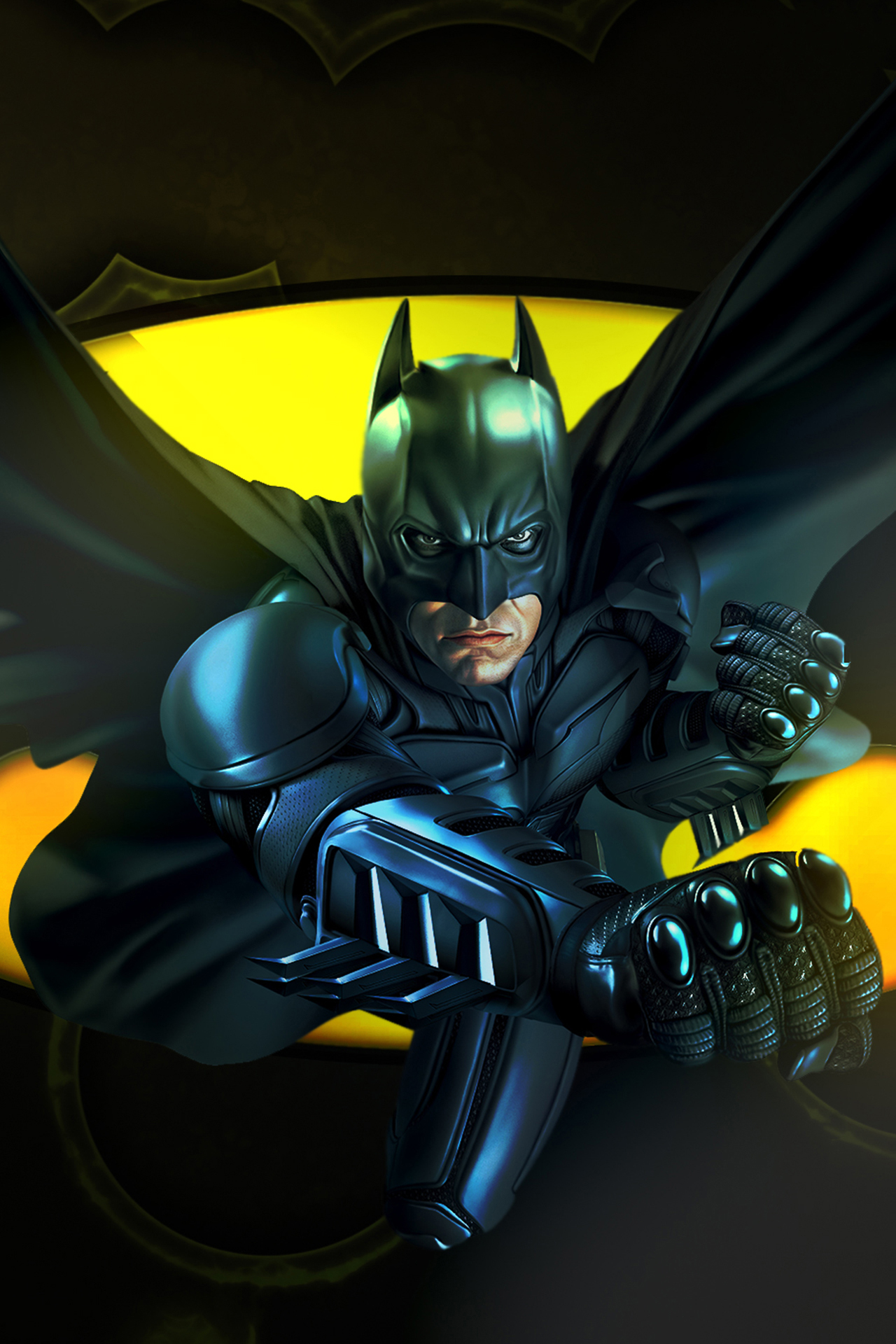 Free Hd 3d Batman Wallpapers Style Download Batman