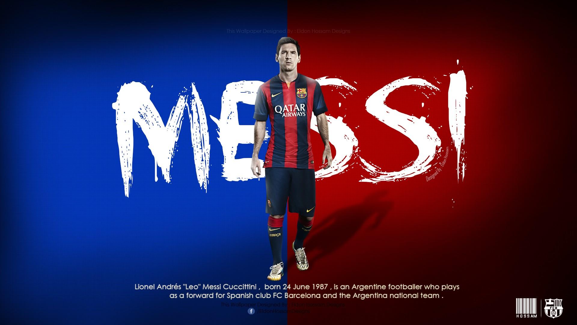 Best Lionel Messi Name Wallpaper Fc Barcelona Wallpaper - Barcelona Wallpaper 2017 , HD Wallpaper & Backgrounds