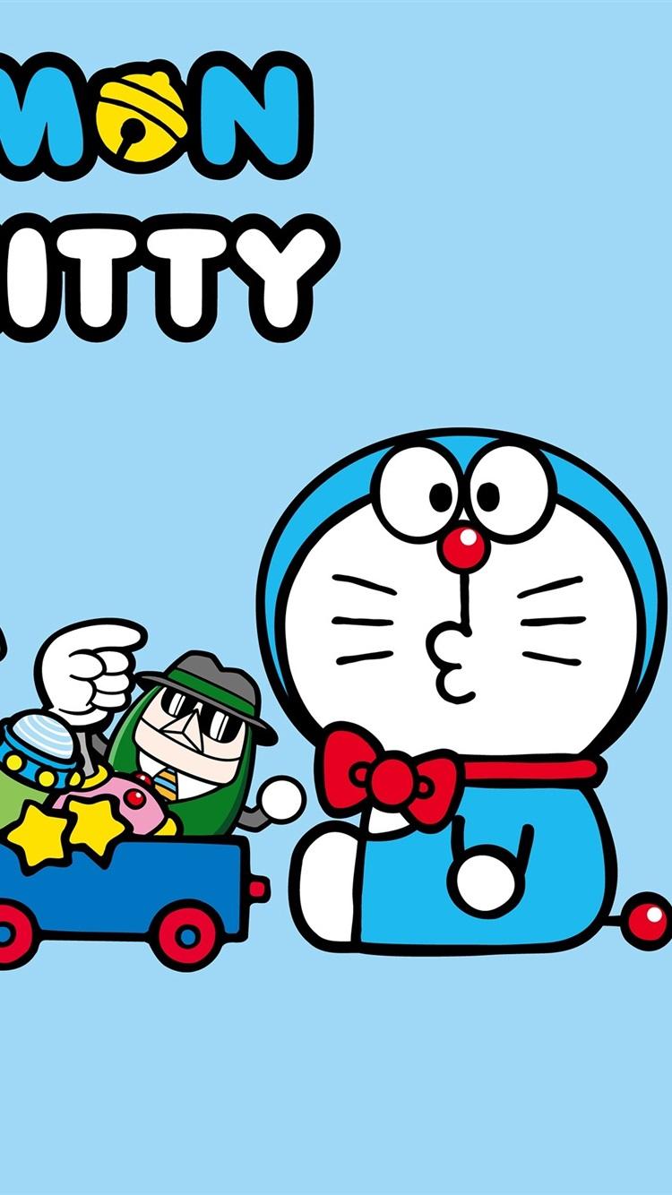 Doraemon Real Wallpaper Doraemon