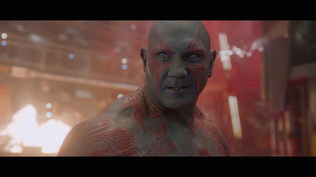 Drax Guardianes De La Galaxia 1 , HD Wallpaper & Backgrounds
