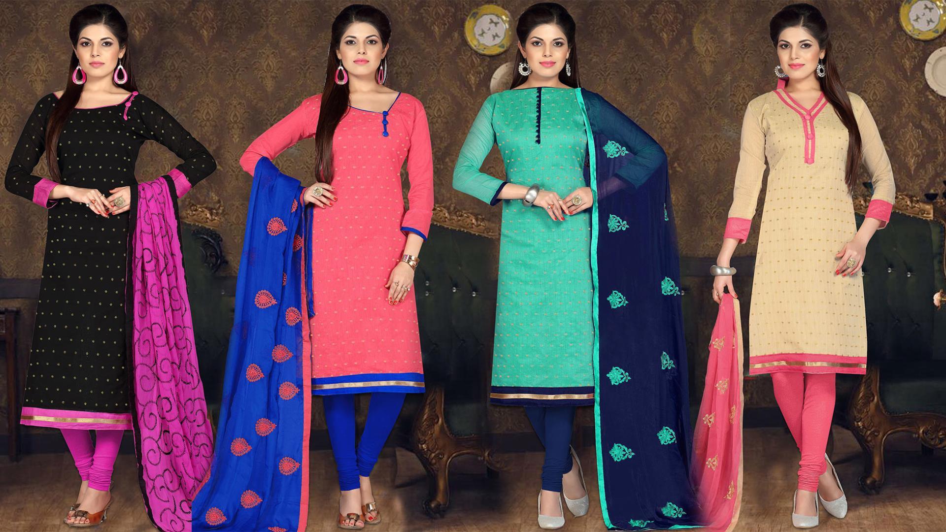 Punjabi Suits Online - Designer Punjabi Suits , HD Wallpaper & Backgrounds