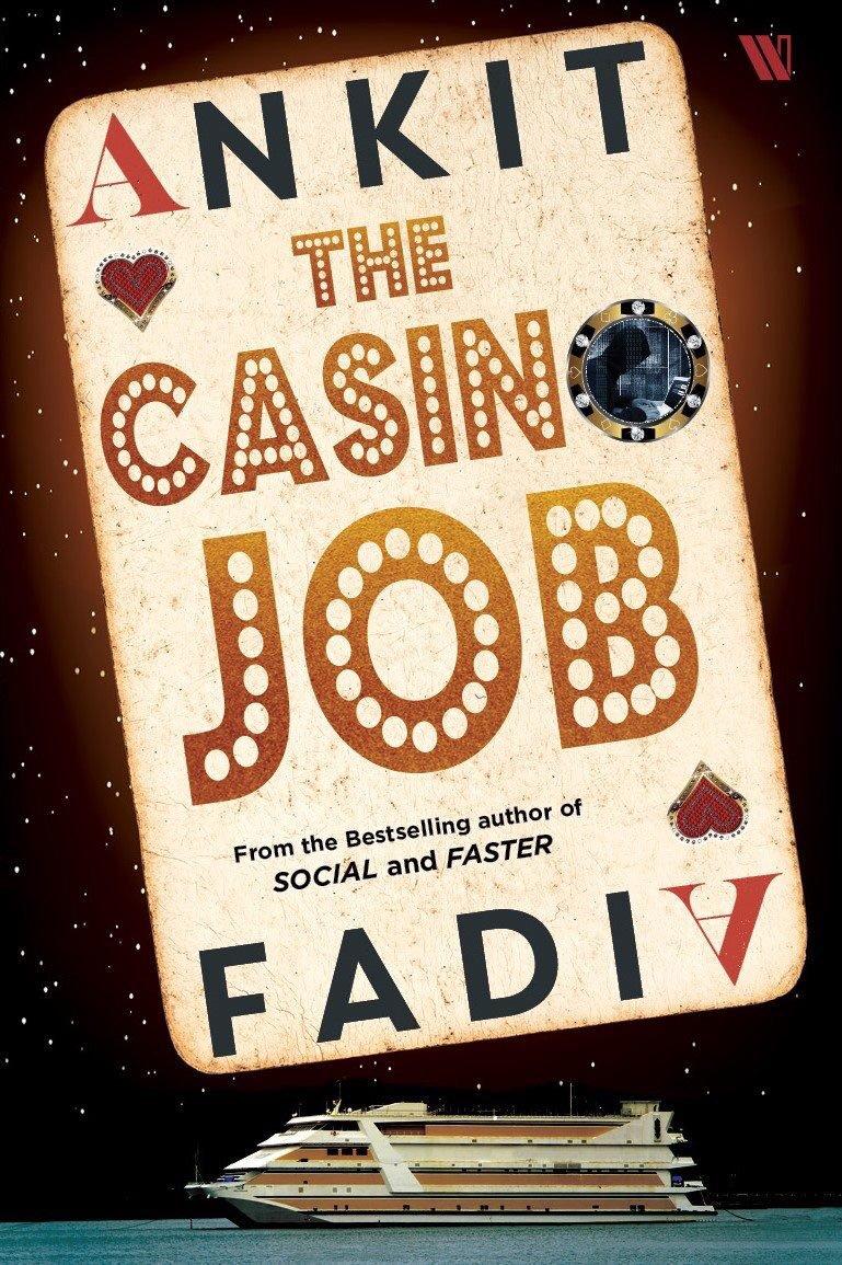 My First Fiction Novel 'the Casino Job' - Casino Job Book , HD Wallpaper & Backgrounds