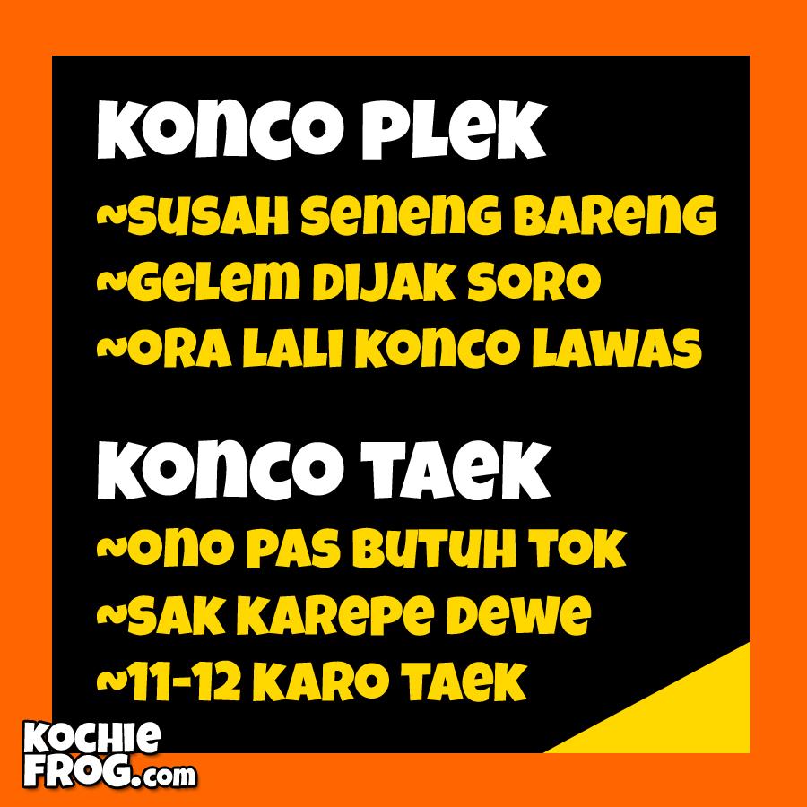 Dp Bbm Lucu Bahasa Jawa Timur Paling Laris Kochie Frog