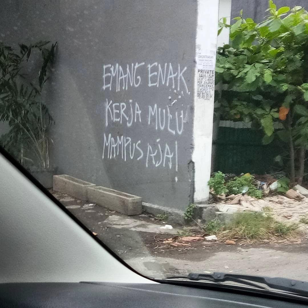 Kata Kata Jalan Lucu HD Wallpaper & Backgrounds