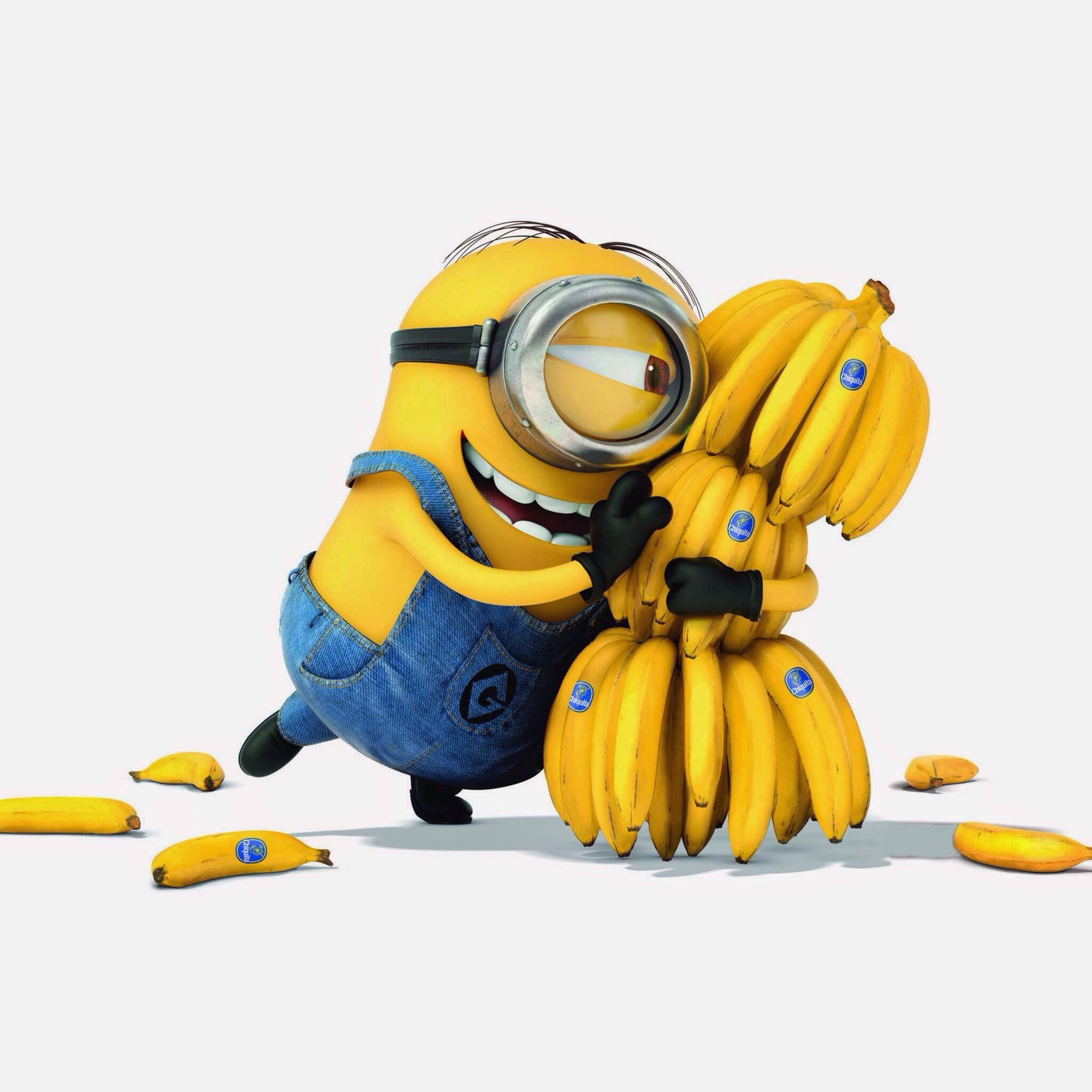 Wallpaper Minion Bergerak Minions Banana Hd HD