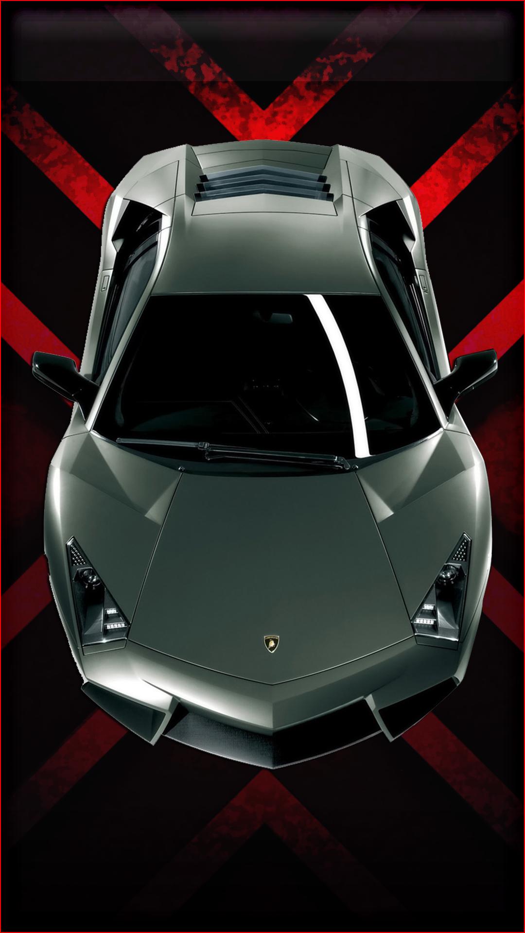 Download Our Hd Lamborghini Car Wallpaper For Android - Lamborghini Reventon Top View , HD Wallpaper & Backgrounds
