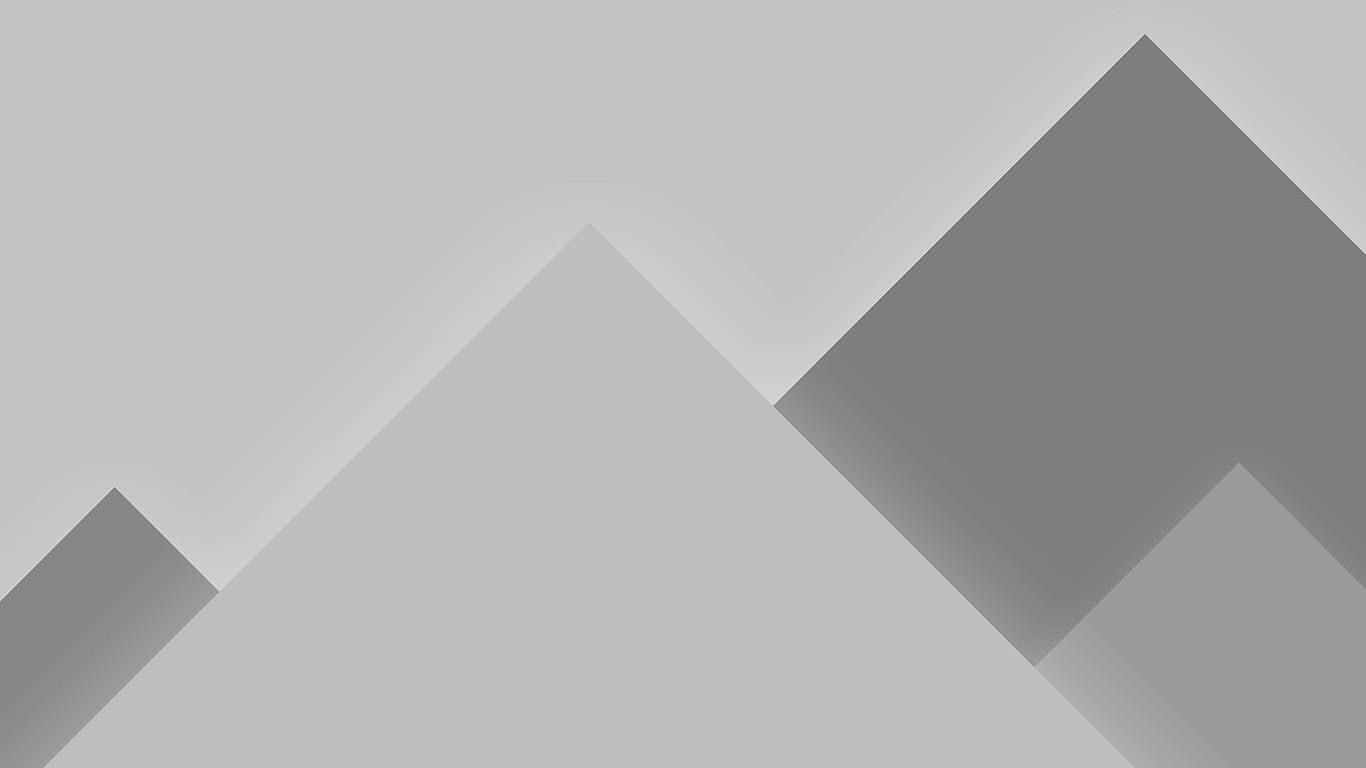 Material Design Desktop Wallpaper Triangle 737155 Hd