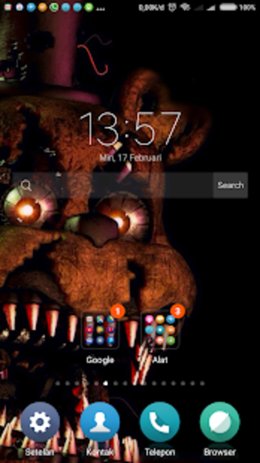 Fnaf Freddy X Foxy X Bonnie Hd Wallpaper Five Nights At Freddy S