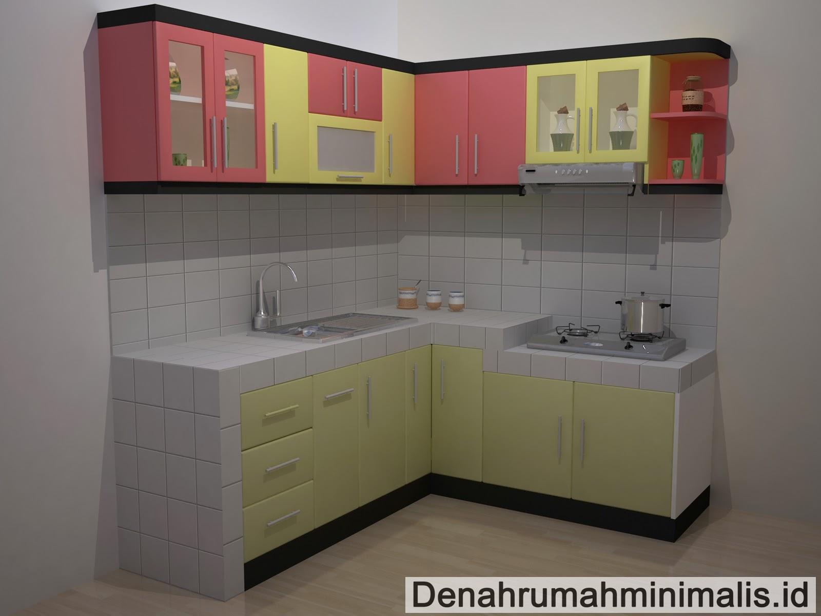 Wallpaper Dapur Minimalis Desain Meja Dapur Minimalis 740185