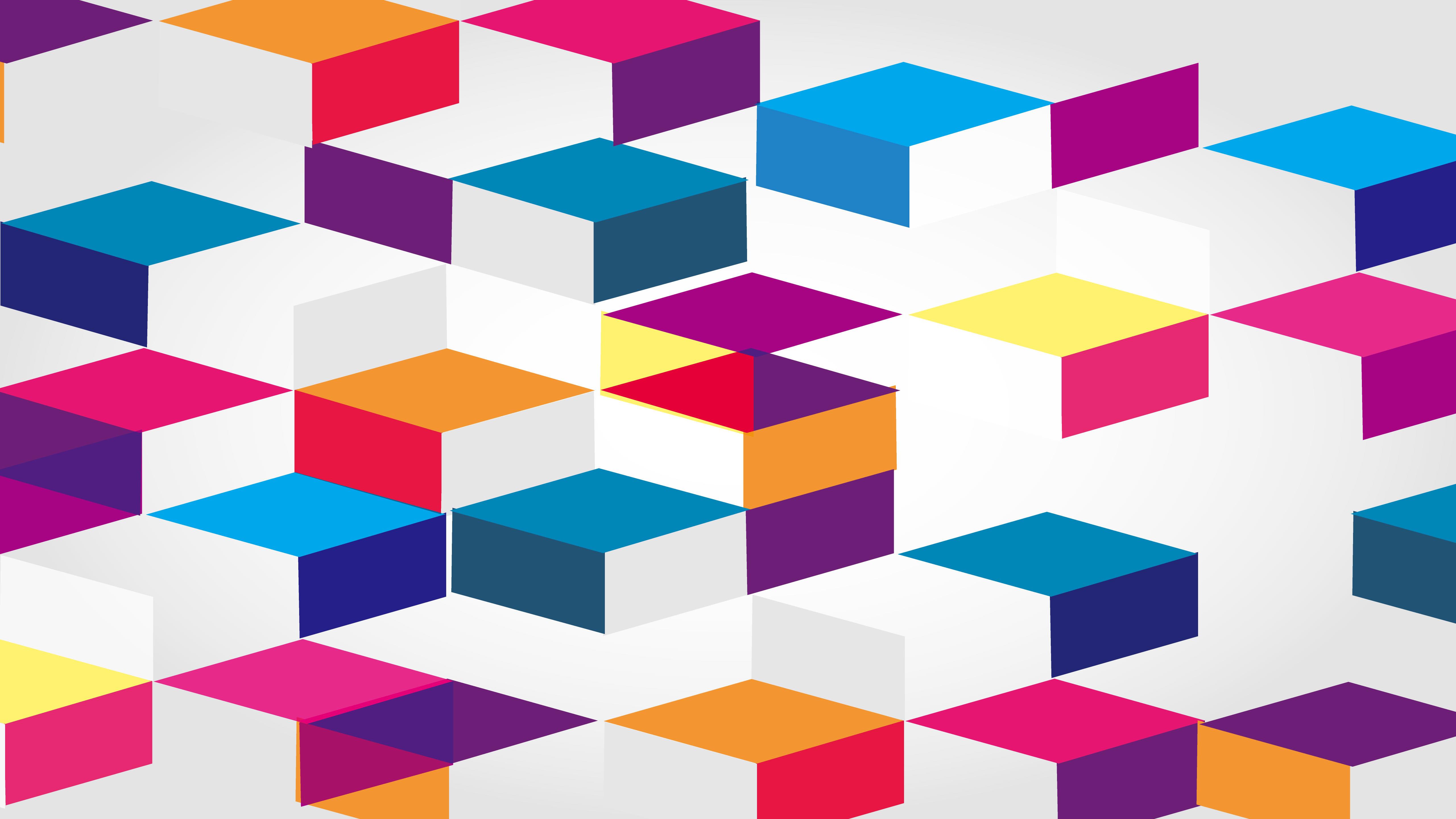 Follow 3d Warna HD Wallpaper & Backgrounds