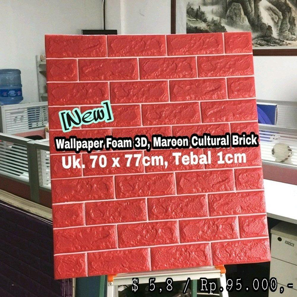Wallpaper Anti Air 3d Foam Bata HD Wallpaper
