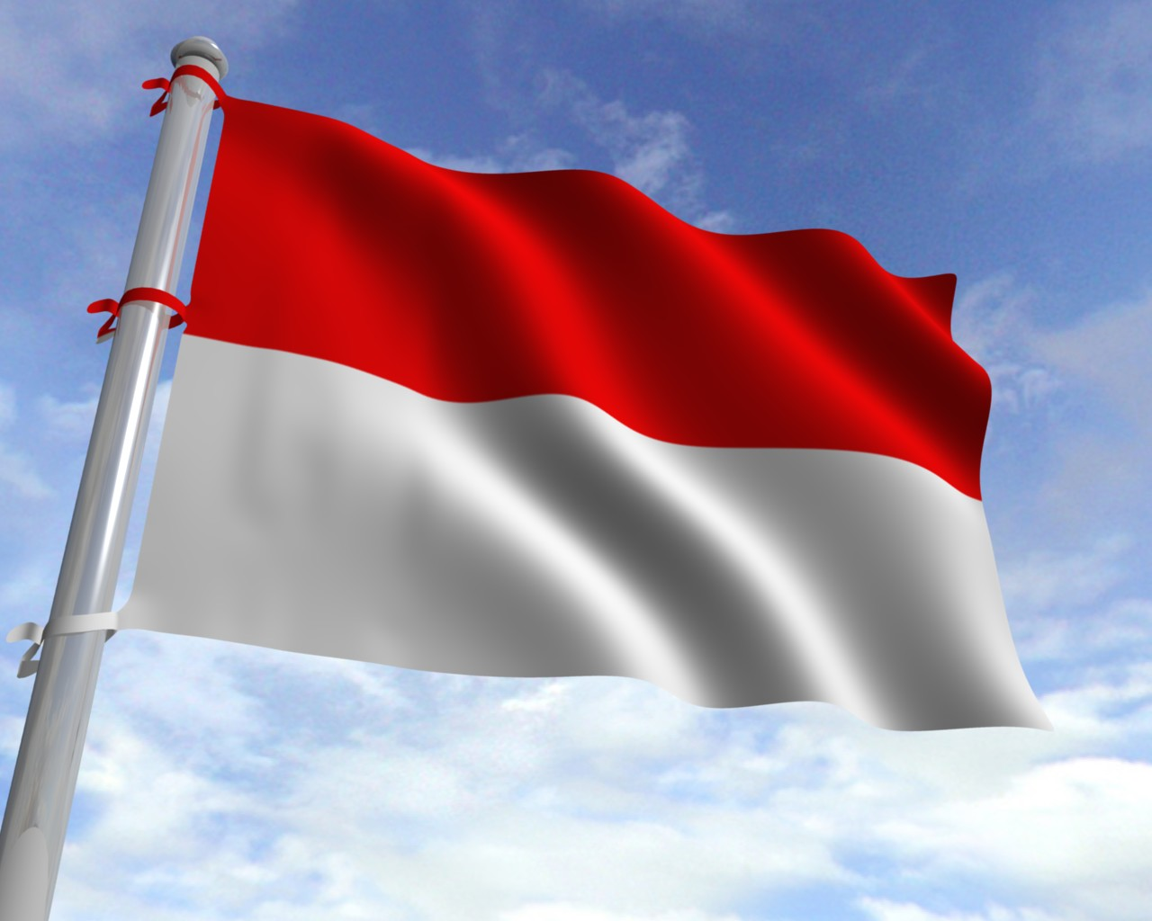 Flag Indonesia Static National Flag Of Indonesia 742392
