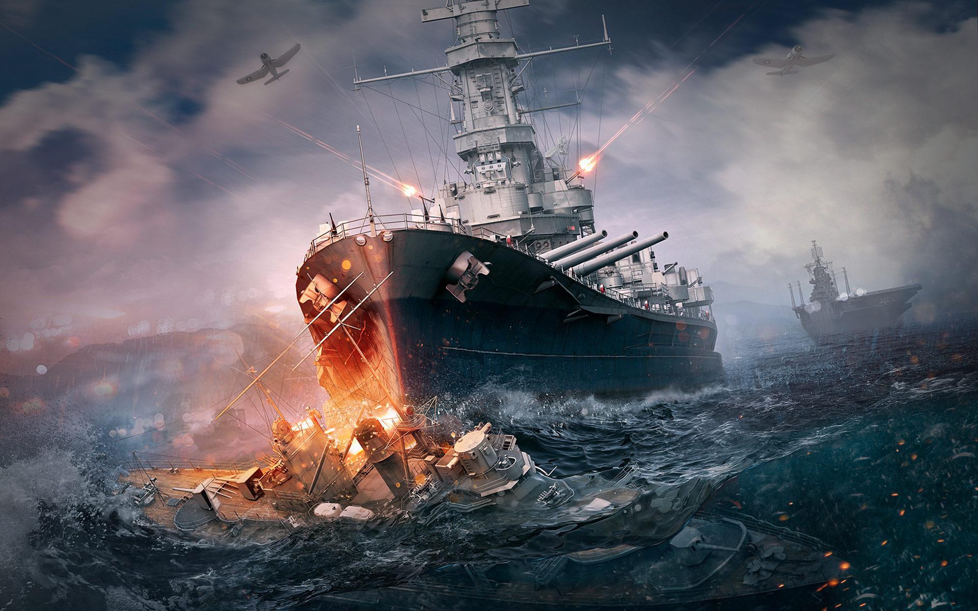 Wallpaper World Of Warships 743258 Hd Wallpaper