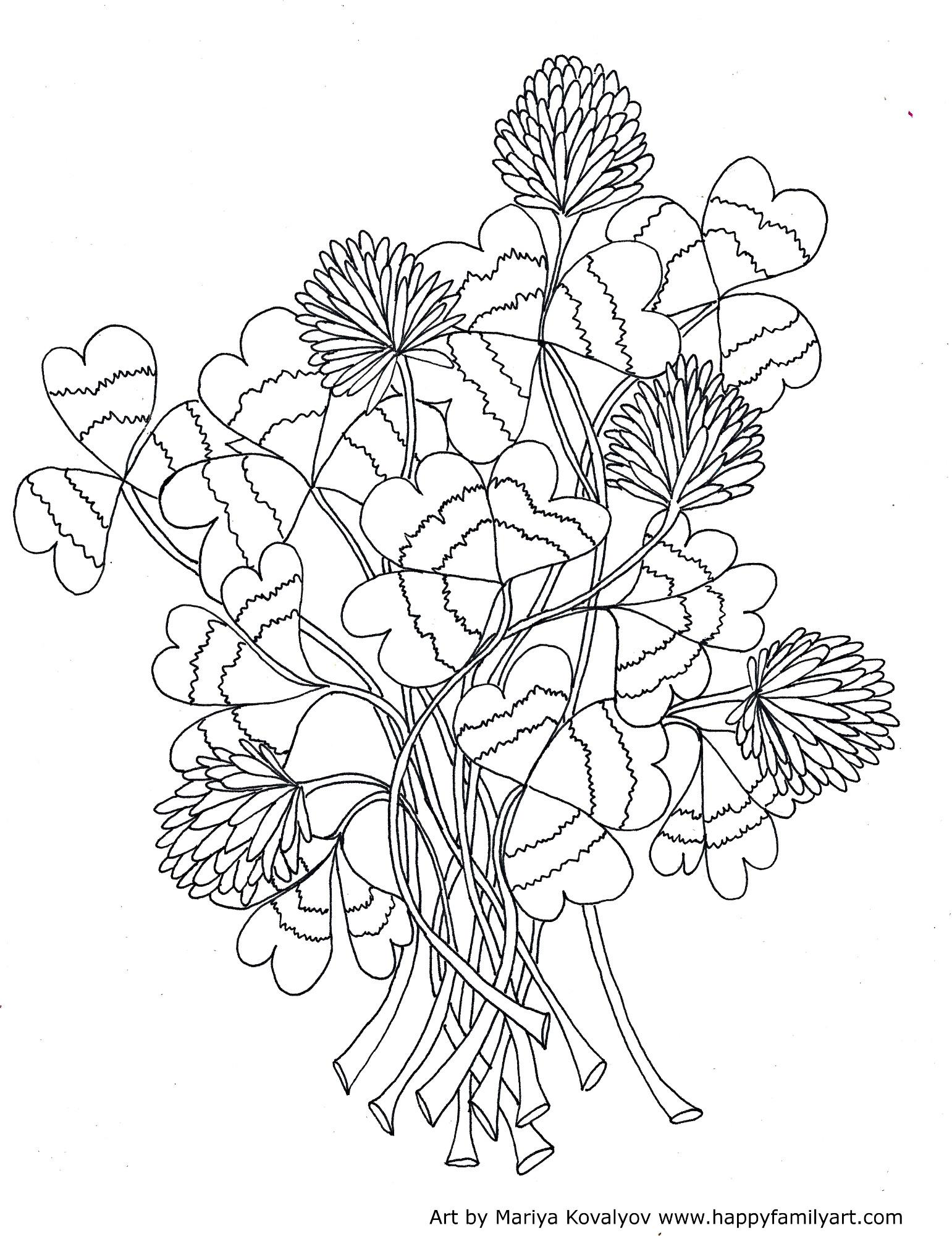 Original And Fun Coloring Pages - Line Art (#744754) - HD ...