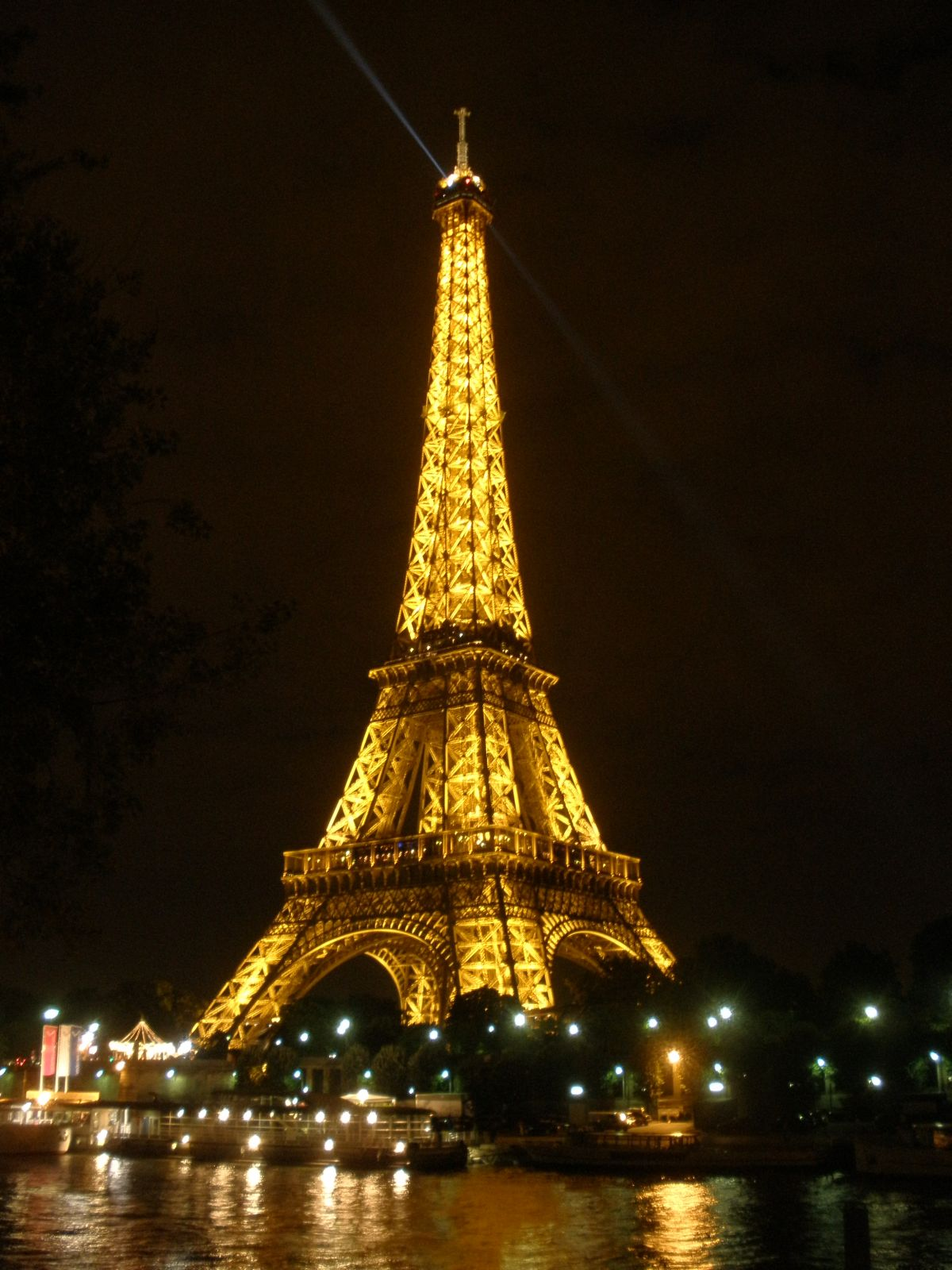 Menara Eiffel Paris Wallpaper France The Fashion Center