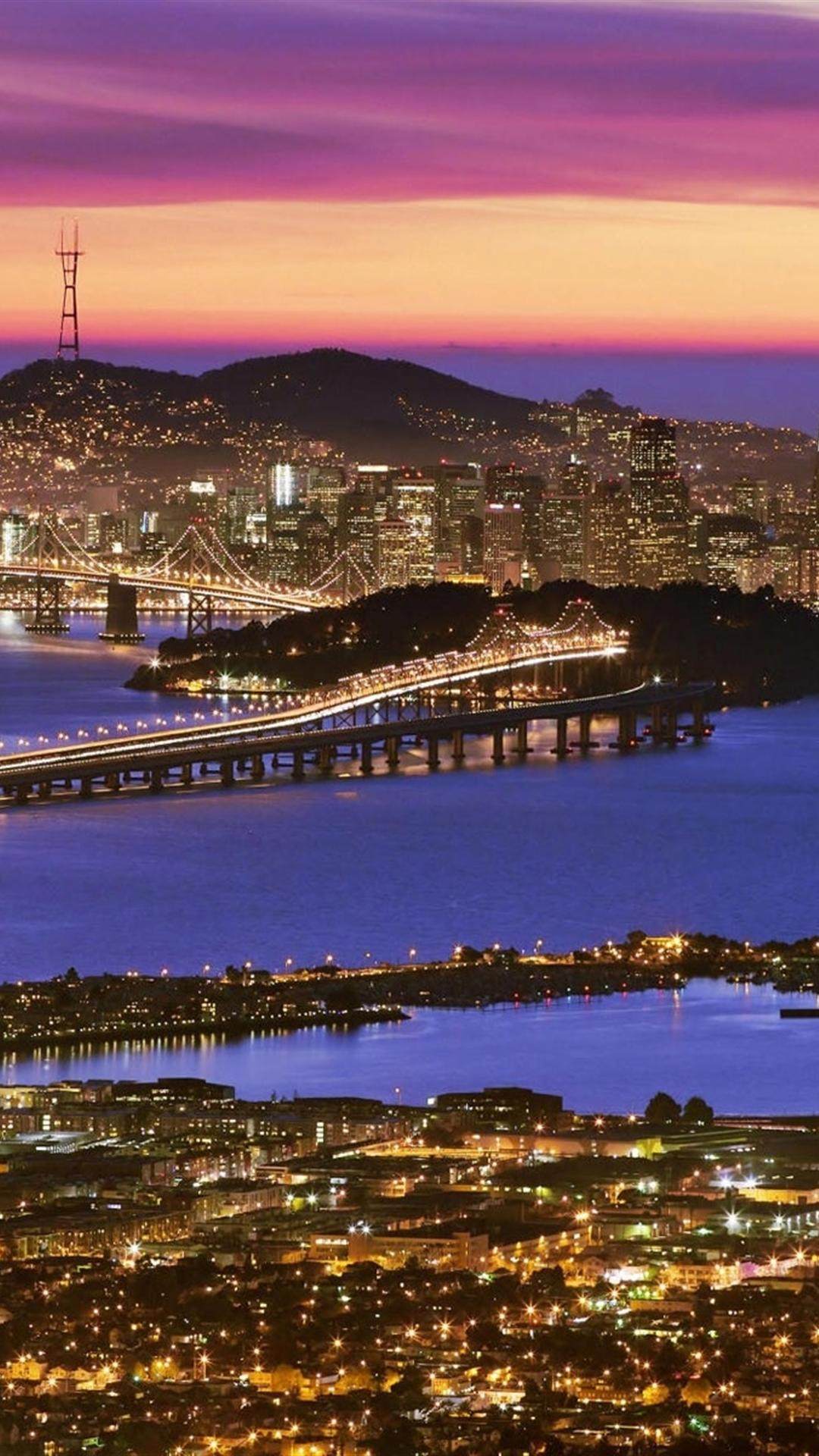 City Iphone 6 Plus Resolution Images Scenic View Of San