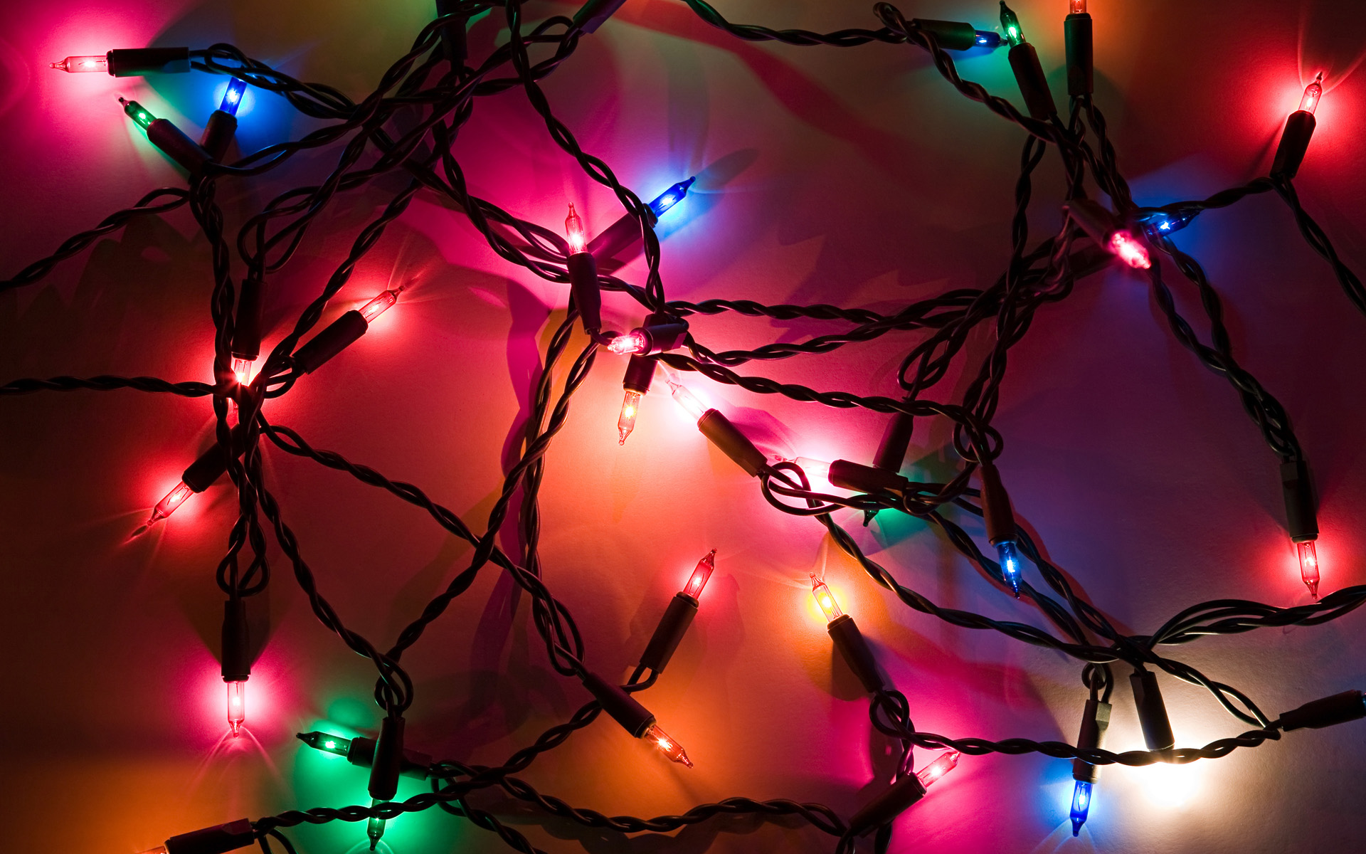 Christmas Lights Wallpapers Crazy Frankenstein De Luces De