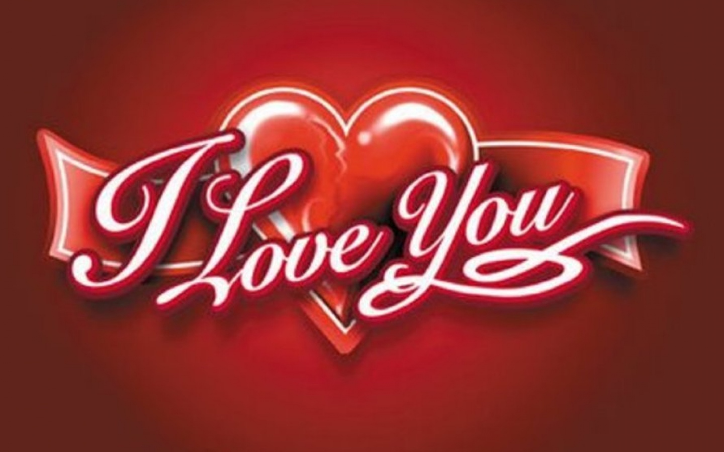I Love You Heart Background Desktop Background Quotes L Love You